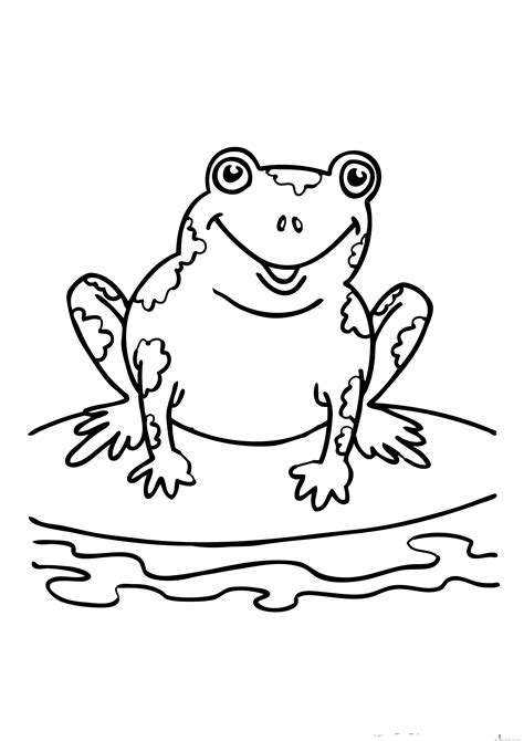 halloween frog coloring page printable coloring sheets of frogs for kidsfree printable