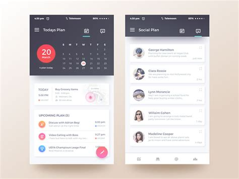 pattern ui mobile a traditional mobile app ui design workflow
