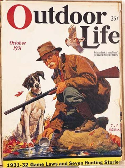 outdoor life the illustrator 1000 images about hunting fishing magazine covers on