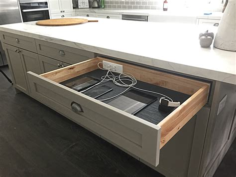 kitchen charging station smart kitchen products for enhancing its efficiency