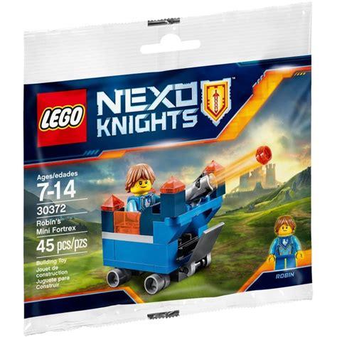 Diskon Lego 30372 Nexo Knights Robin S Mini Fortrex lego nexo knights sets 30372 robin s mini fortrex new