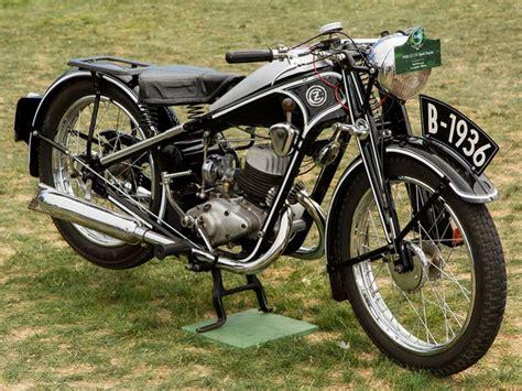 Motorrad P Sse Buch by 1936 Cz Sport 175cc Port Single Cylinder Two