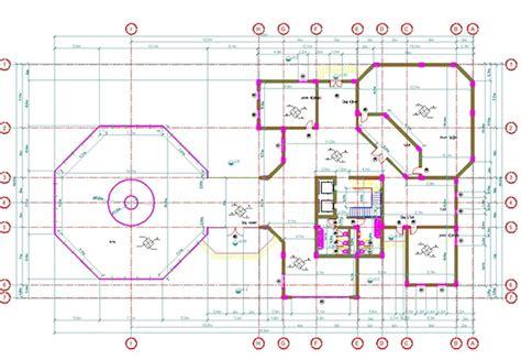 layout working dwg working drawings car showroom on behance