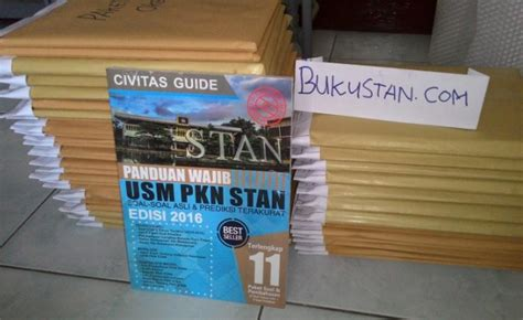 Paket Lengkap Buku Panduan Usm Pkn 2017 buku usm pkn stan 2016 terbaru