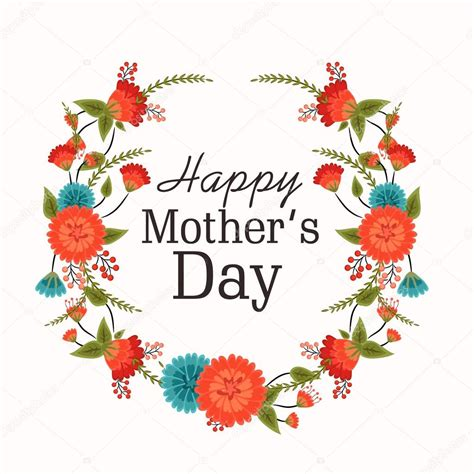 mother s day designs greeting card design for happy mother s day celebration