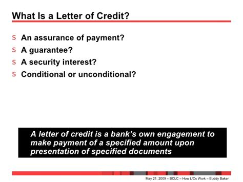 Letter Of Credit Drawee Definition How Letters Of Credit Work
