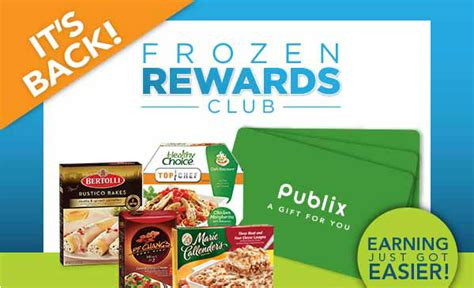Publix Gift Cards Online - free 10 publix gift card with frozen food purchases sun sentinel