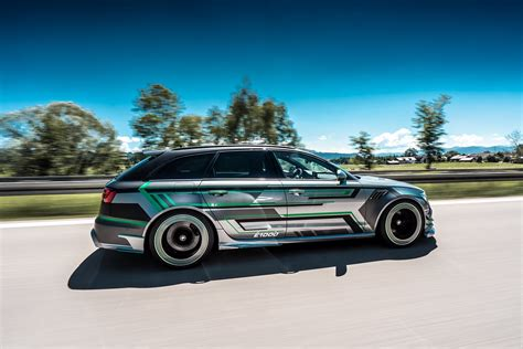 Audi Rs6 Ps by Abt Audi Rs6 E Vollgas Mit 252 Ber 1 000 Ps