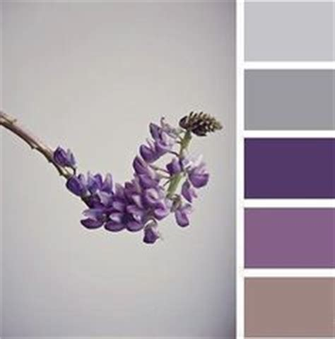 purple and grey color palette for the guest room click 1000 images about color schemes on pinterest wedding