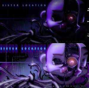 Location teaser fnaf sister and more sister location fnaf sisters