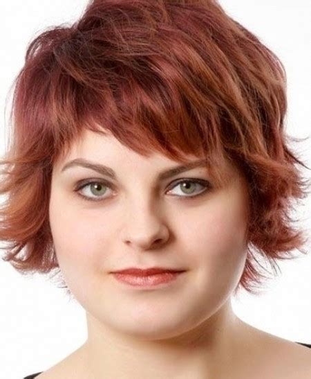 Heavy People With Pixie Haircuts | haircuts for overweight women with regard to aspiration