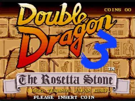 rosetta stone youtube italian double dragon 3 the rosetta stone stages 4 in italy
