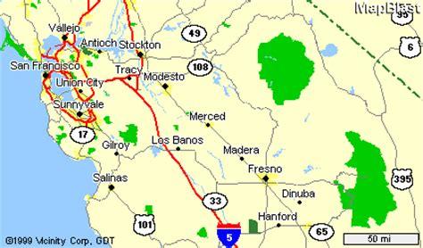california map merced 4 listening post merced california page