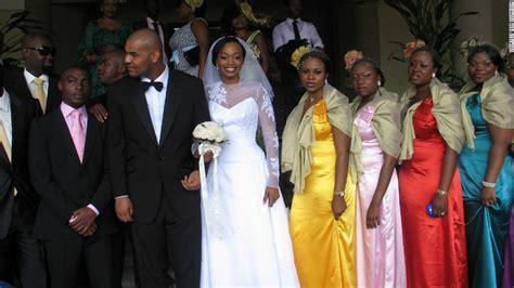 all about nigerian weddings nigerias online wedding my big fat nigerian wedding inside lagos bridal boom cnn