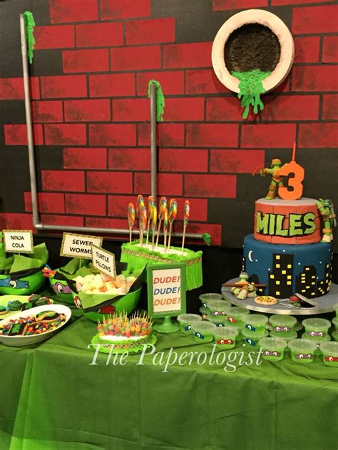 Turtle Table Decorations by 25 Best Ideas About Dessert Table Backdrop On Birthday Table Decorations Baby