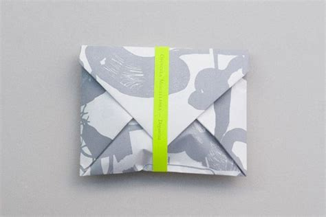 Origami Packaging Design - from italy handmade excellence from studio fludd
