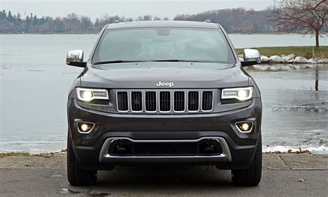 Jeep Grand Front 2014 Jeep Grand Reviews At Truedelta 2014 Jeep