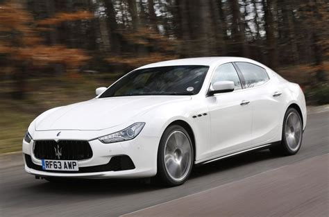 Reviews Maserati Ghibli by Maserati Ghibli Review 2017 Autocar