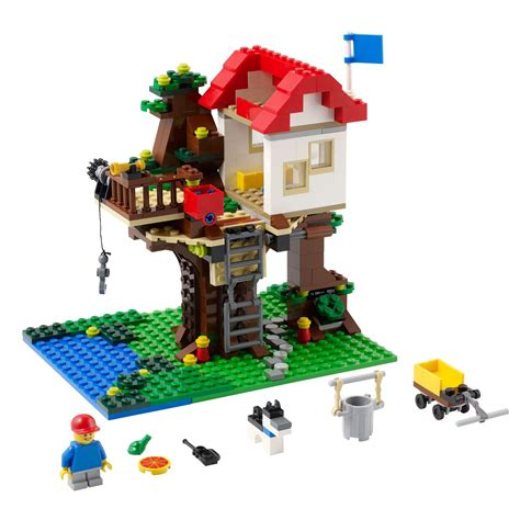 lego creator house lego 31010 lego creator tree house δεντρόσπιτο toymania lego online