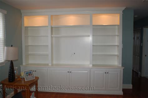 custom wall unit bookcases artisan custom bookcases