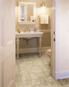 Vinyl Flooring For Bathrooms Ideas by Bathrooms Flooring Idea Lido By Domco Vinyl Flooring