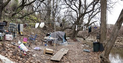 Rowhouses by It S An Obama World Homeless Camp Springs Up In Baltimore