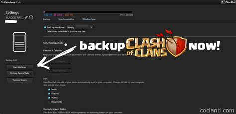 xmodgame computer backup clash of clans on blackberry
