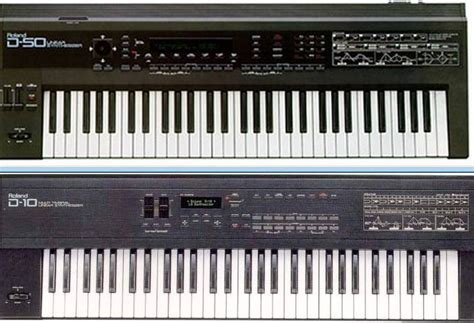 Keyboard Roland D20 roland d10 d20 d110 mt32 d50 sound patches
