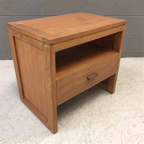 Single Drawer Bedside Table by Single Drawer Bedside Table Nadeau Nashville