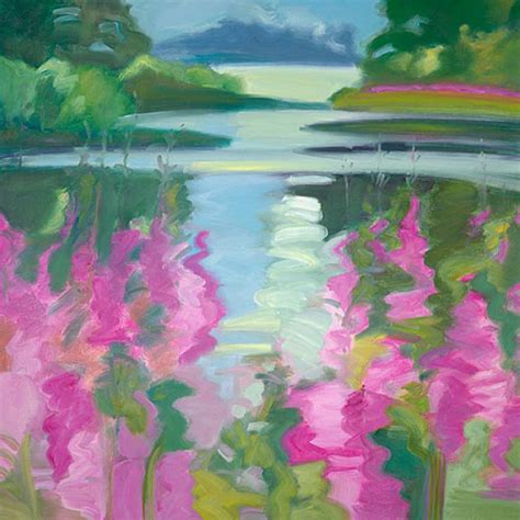 painting pictures marsha connell expressive landscape paintings