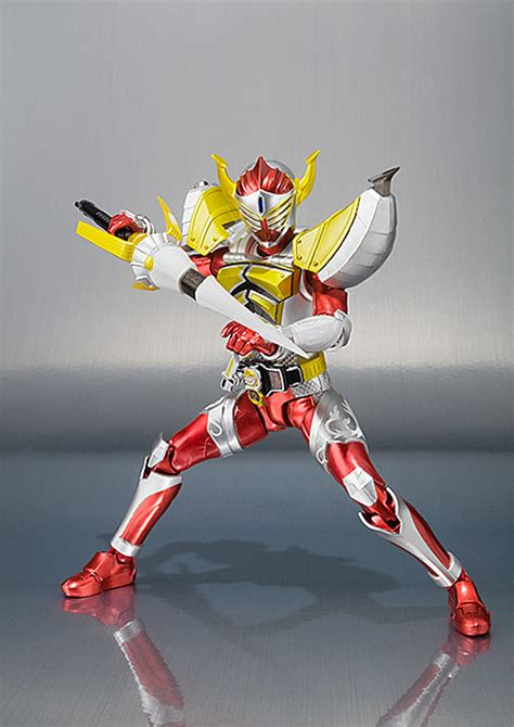 Figure Kamen Rider Gaim 01 bandai announces kamen rider gaim s h figuarts releases