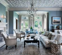 Gray and blue living room info home and furniture decoration design idea