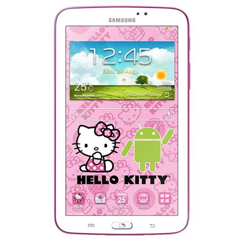 wallpaper hello kitty tab 3 samsung preparing galaxy tab 3 7 0 hello kitty edition