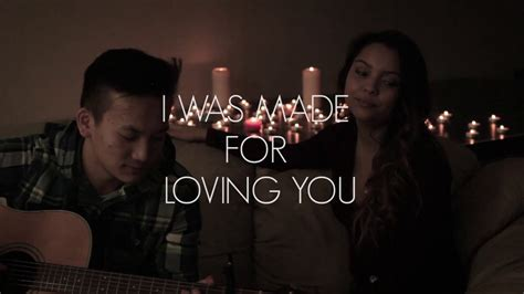 ed sheeran i was made for loving you i was made for loving you an ed sheeran tori kelly