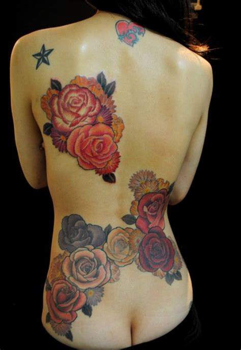 rose tattoo on lower back 55 best tattoos designs best tattoos for