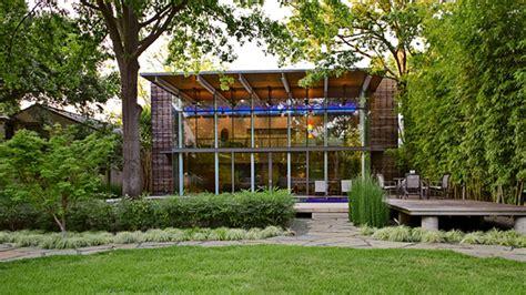 inspiring dallas house   garden  texas usa