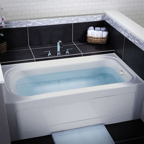 Leveling A Bathtub by Miseno Mno3260vasrbs Biscuit Indulgence 60 Quot Three Wall