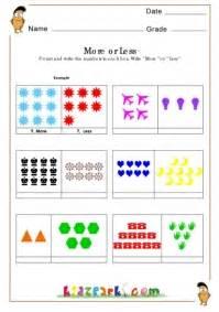 printable math counting worksheet for class 2 senior k g