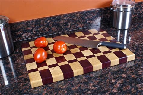 how to make an end grain butcher block end grain cutting board plans wood whisperer