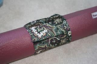 yoga mat wrap pattern get my stitch on yoga mat wrap