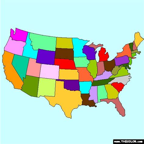 usa map you can color 60 best ideas about united states on printable
