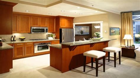 Kitchen Designs Layouts Pictures by Cucine Con Bancone Youtube