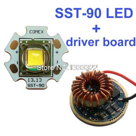 Tulisan Lu Led Led Sign 1 1 luminus sst 90 led module 30w 2250 lumens led emitter with 20mm copper board sst90 led