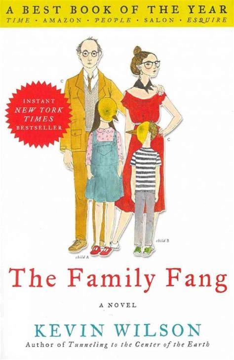 of a mackenzie family novellabooks the family fang npr