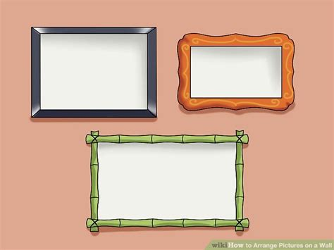 how to arrange pictures on a wall without frames 100 how to hang frames without nails how to hang a