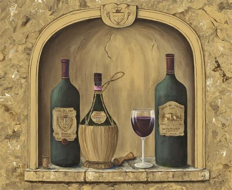 Wine Art by Marilyn Dunlap   Tile Mural Creative Arts