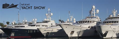 boat show events 2018 miami yacht show 2018