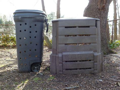 trash can composter make