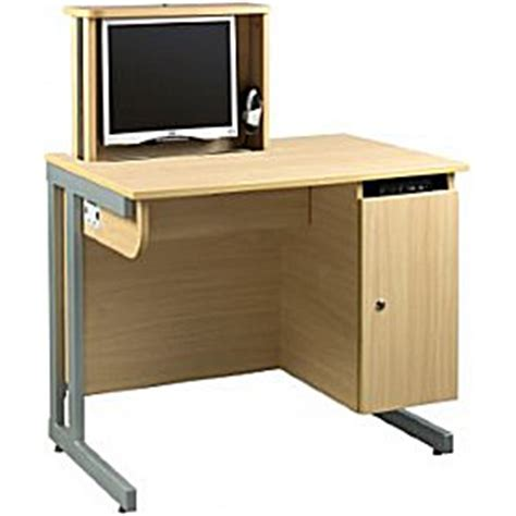 Secure Laptop To Desk Secure Single Ict Computer Desk Cheap Secure Single Ict Computer Desk From Our Education