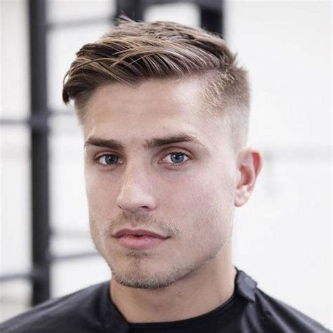 nice male haircuts for slim faces 15 best hairstyles for men with thin hair mens